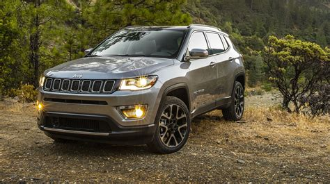 jeep compass 2018 jeep compass unveiled at la motor here