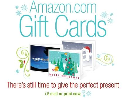 Can You Buy Kindle Books With Amazon Gift Card - amazon instant gift cards or kindle books my frugal adventures