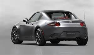 Madza Mx 5 Mazda Mx 5 Rf Hardtop Convertible Revealed Performancedrive