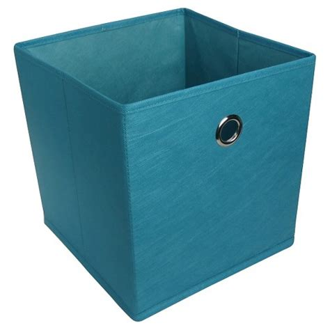room essentials fabric cube storage bin 11 quot