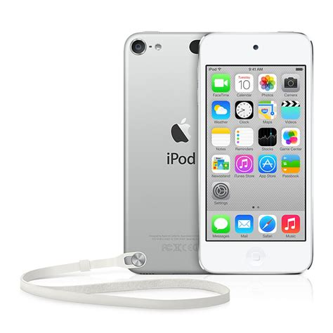 Apple Ipod Touch 6 64gb Silver refurbished ipod touch 32gb white silver 5th