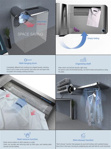 Wordlesstech Solo Compact Laundry System Laundry System