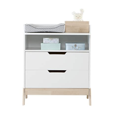 birch changing table changing table desk combo birch white for in s a