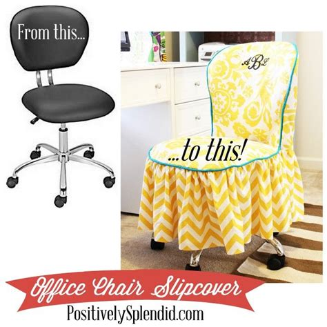 slipcovers for office chairs office chair slipcover tutorial and slipcover tips chair