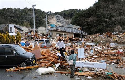 imagenes terremoto japon 2011 las im 225 genes de la cat 225 strofe en jap 243 n tras el terremoto y