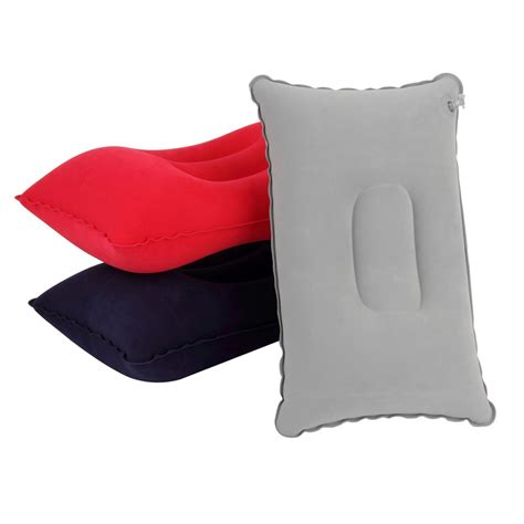 Travel Rest Pillow by Portable Fold Outdoor Travel Sleep Pillow Air