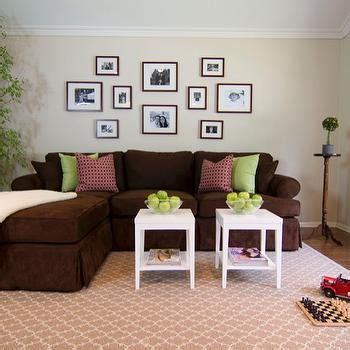 brown couch what color walls knowledgebase brown sofa design ideas