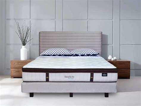 Tempat Tidur Bed Quantum tempat tidur minimalis 174 tempat tidur set sleeplicity 174