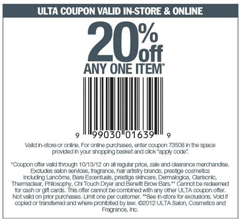 ulta printable coupons for fragrance 1000 images about coupons on pinterest
