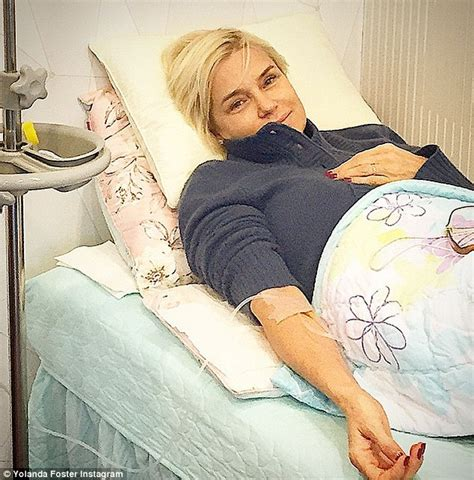 does yolanda foster really have lymes desease yolanda foster has lost ability to read or write during