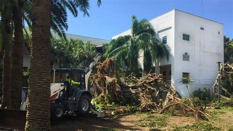 Of Miami Mba Us News by Coral Gables Cus In Recovery Mode After Hurricane Irma
