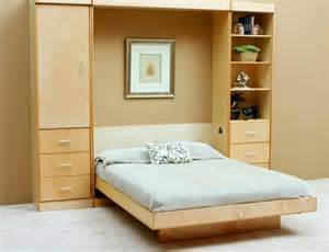 Wall Bed Designs Fl Wall Cabinet With Folding Bed Living Ideas For Practical