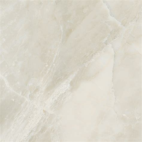 shop american olean mirasol 4 pack silver marble porcelain floor and wall tile common 23 in x