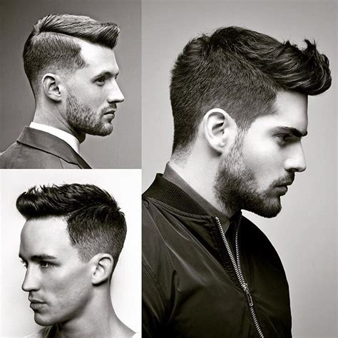 mens hairstyles for ftms on pinterest american crew men s hair inspiration american crew available at
