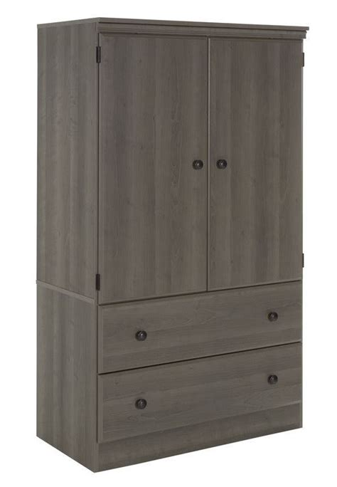 What Is An Armoire Cabinet by Wardrobe Armoire Wood Storage Closet Bedroom Furniture