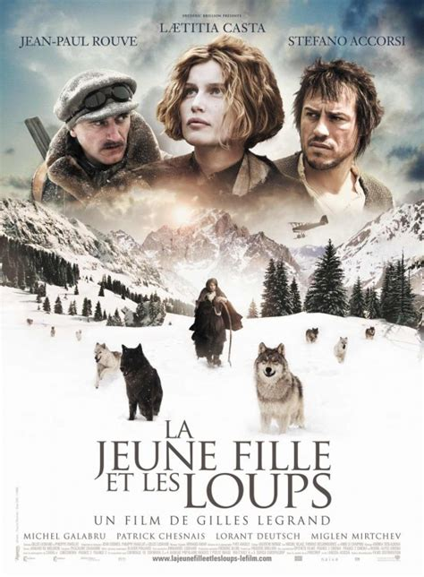 libro la jeune fille et la jeune fille et les loups movie poster affiche imp awards