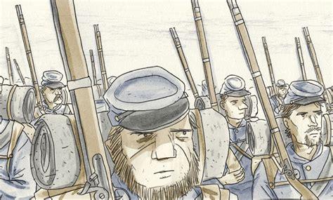 battle lines a graphic history of the civil war episode 072 ari kelman the american civil war ben