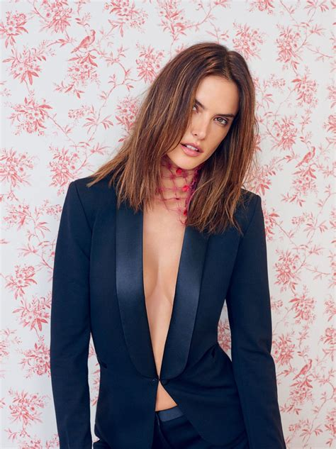 Alessandra Ambrosio by Alessandra Ambrosio Vogue Magazine Brazil April 2016