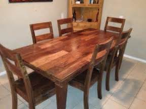 pdf woodwork dining room table building plans diy
