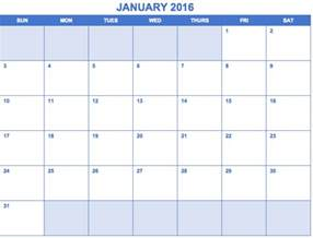 Calendar Monthly Template by 4 Month Calendar Template 2016 Calendar Template 2016