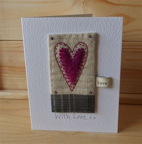 Sewn Cards Handmade - sewn cards handmade 28 images handmade card sewn with