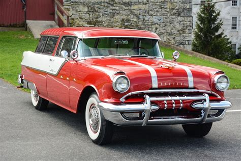 1955 Pontiac Safari by 1955 Pontiac Safari For Sale