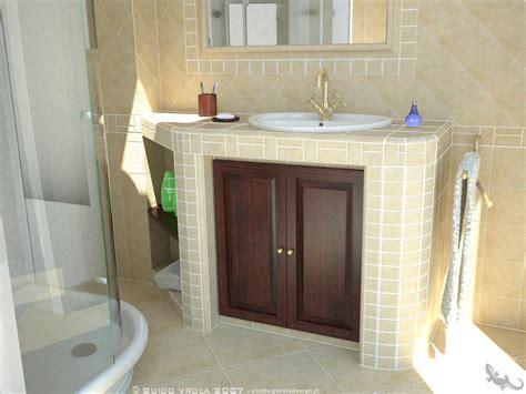 come fare un bagno in muratura progetto bagno in muratura architettura e