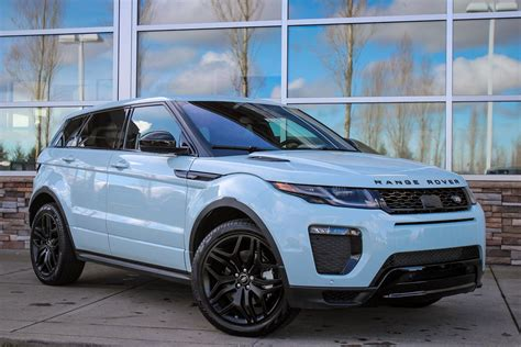 hse land rover 2017 2017 land rover range rover evoque hse dynamic sport