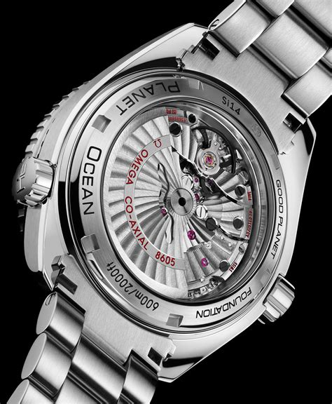 Jamtangan Omega Seamaster Planet Master Chronometer Swiss Clone omega planet gmt 600m replica replica watches reviews