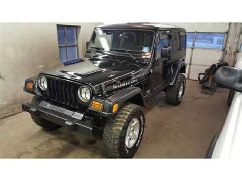 2006 Jeep Wrangler Rubicon Unlimited For Sale 2006 Jeep Wrangler Unlimited Rubicon For Sale In