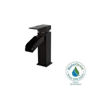 belle foret bf838488 oil rubbed bronze four light bathroom belle foret single hole 1 handle mid arc bathroom faucet
