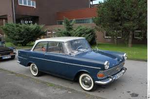 Opel Rekord 1960 1960 Opel Rekord P2 01 Flickr Photo