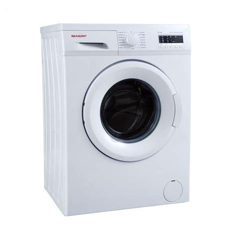 Mesin Cuci Sharp Front Load jual sharp es fl862 mesin cuci front load 6 kg harga kualitas terjamin blibli