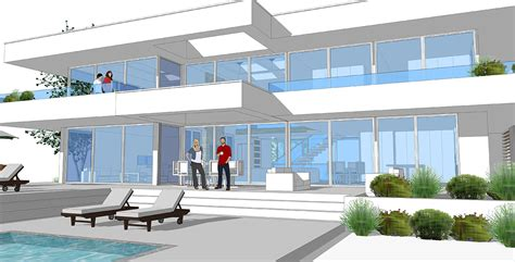 Micro Homes Interior by The Beverly Hills Dream House Project Maintains The