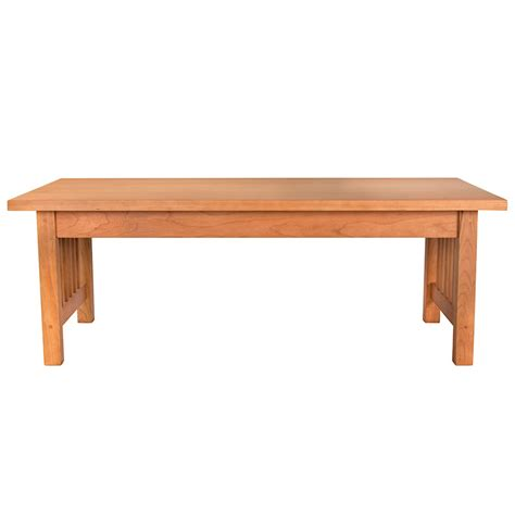 Mission Coffee Table American Mission Coffee Table Vermont Woods Studios