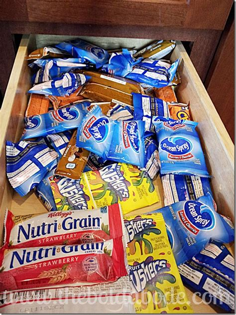 Healthy Snack Drawer by Healthy Snacks Two Snack Drawer Solution The
