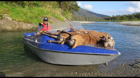 jet boat uhmw spring jet boat hunting youtube