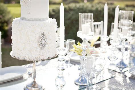 'Diamonds Forever' Wedding Styling Ideas