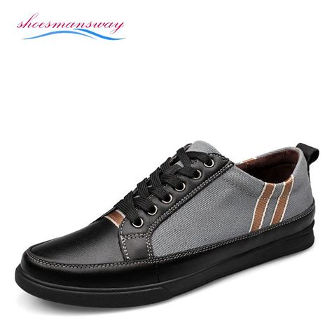 size 37 to 46 designer canvas shoes leather