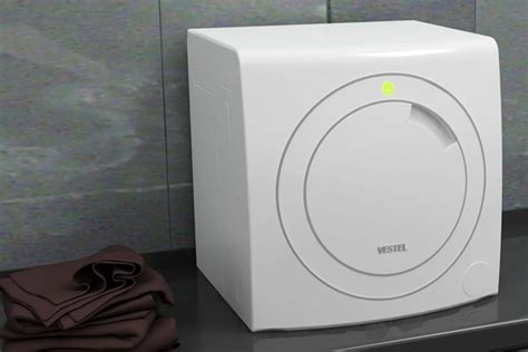 Countertop Washer anello is a counter top mini washing machine designed for