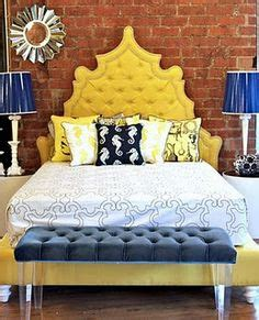 puffy headboard master bedroom ideas on pinterest floral fabric velvet