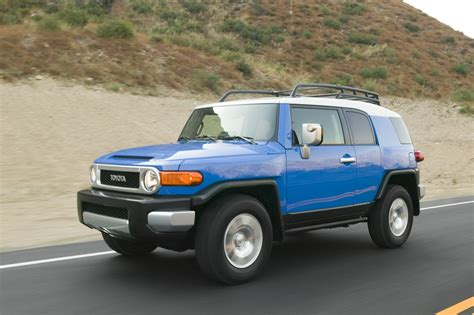 Toyota Suv Lineup Carscoop Toyota To Add Fj Cruiser Suv To Australian Lineup