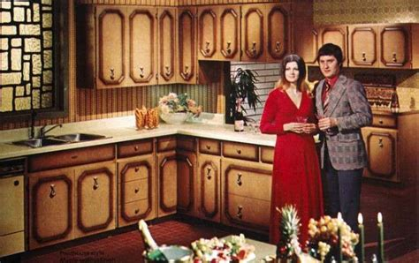 kitchen in a day those fabulous and frightening 1970s kitchens flashbak