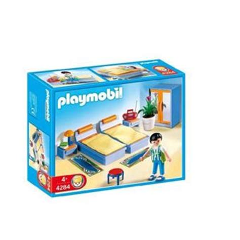chambre des parents playmobil playmobil 4284 chambre des parents playmobil fnac be