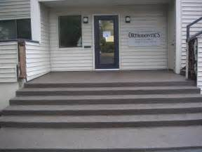 Precast Concrete Stairs Design Precast Outdoor Stairs Modern Patio Outdoor