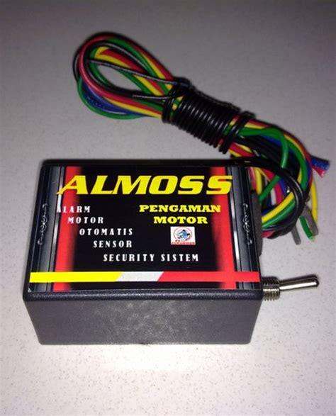 Alarm Motor Almoss Keunggulan Dan Perbedaan Alarm Motor Almoss Dengan Pengaman Merk Alarm Motor Almoss Anti