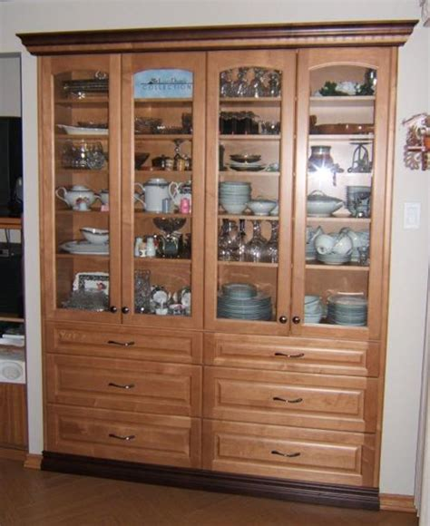 custom made china cabinets 17 best images about china cabinet on pinterest