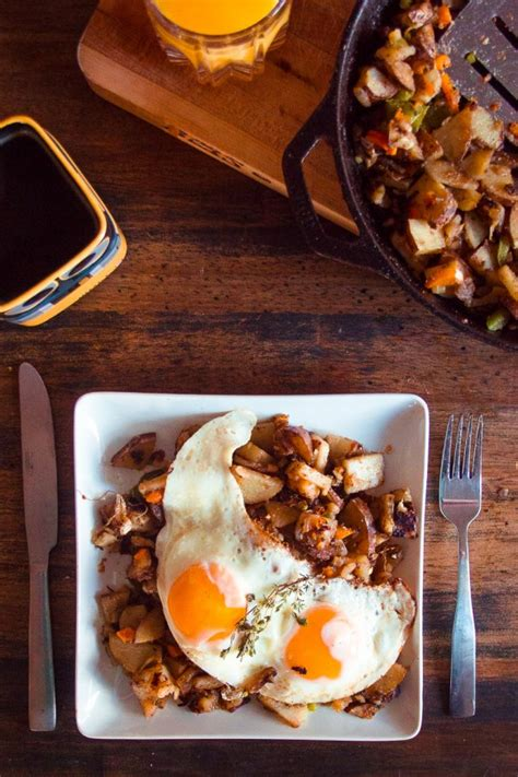 country style breakfast potatoes rustic country style breakfast potatoes with a pan