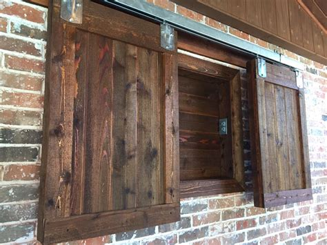 Cedar Outdoor Tv Cabinet Pictures To Pin On Pinterest Outdoor Barn Doors
