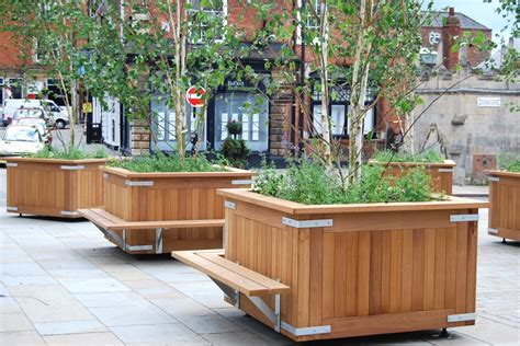 Timber Planter by Timber Planters Design
